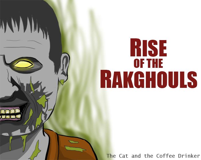 Teaser for 'Rise of the Rakghouls'