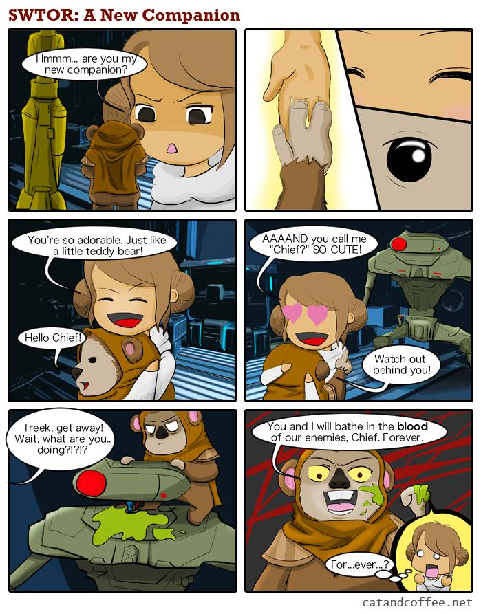 SWTOR: A New Companion